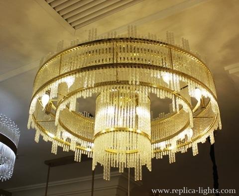 murano chandelier  ARTE DI MURANO 11-48 by Arlecchino Arts ( HK)