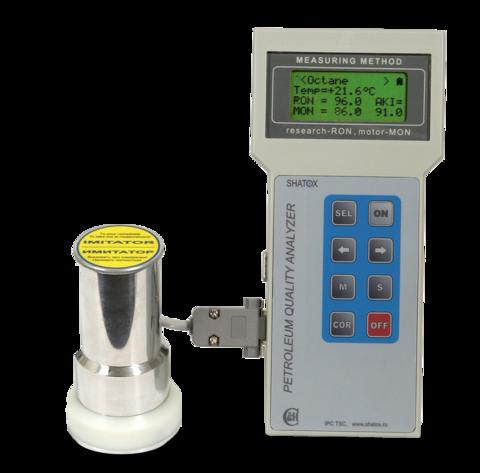 Анализатор нефтепродуктов октанометр SX-300