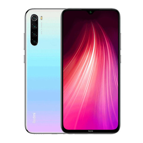 Смартфон Xiaomi Redmi Note 8T 3/32GB White EU (Global Version)