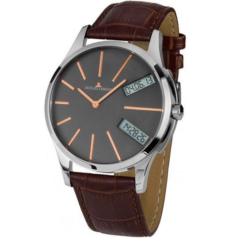 Купить Наручные часы Jacques Lemans 1-1788D по доступной цене