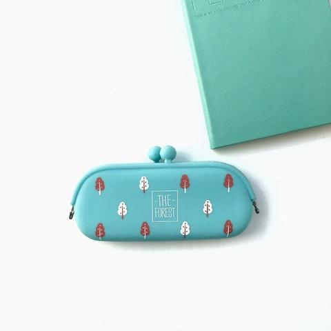 Резиновый кошелечек Blue