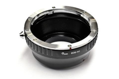 Переходник Canon EOS на Nikon 1