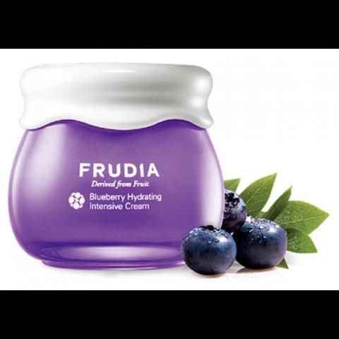 Frudia Blueberry Intensive Hydrating Cream Фрудиа Интенсивно Увлажняющий крем с черникой 55 г