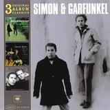 Simon & Garfunkel / 3 Original Album Classics (3CD)