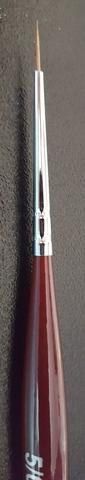 DK13R №5/0 Кисть круглая из волоса колонка №5/0