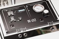 Косметологический аппарат N - 02 (2 в 1 Алмазная микродермабразия+безыгольная мезотерапия)