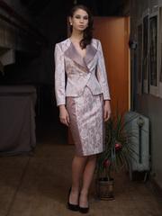U148-15G юбка женская. розовая