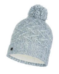 Вязаная шапка с флисовой подкладкой Buff Hat Knitted Polar Ebba Cloud