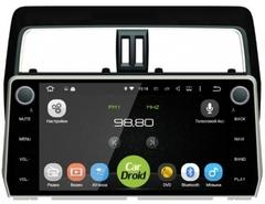 Штатная магнитола на Android 8.0 с DPS для Toyota Land Cruiser Prado 150 18+ Roximo CarDroid RD-1126D