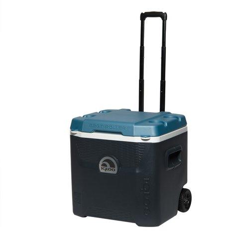 Купить Термоконтейнер Igloo Quantum 52 Roller напрямую от производителя недорого.
