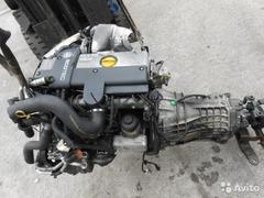 Y22DTH двигатель дизельный Опель, Opel