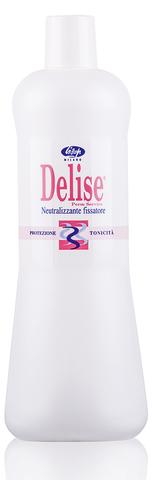 Нейтрализатор для волос после химической завивки «Fixing Delise Neutralizer» LISAP