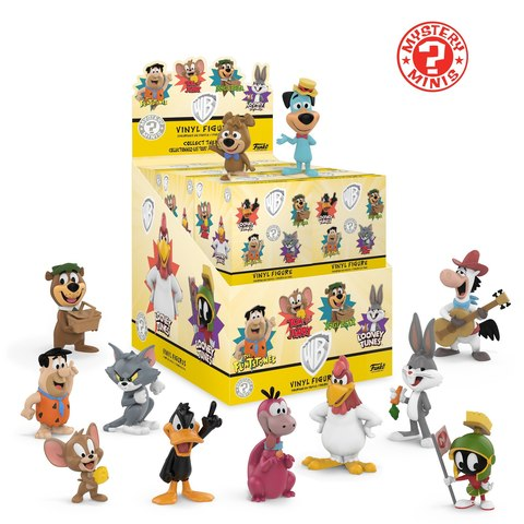 Фигурка Funko Mystery Minis: Saturday Morning Cartoons: (1шт.)  26292