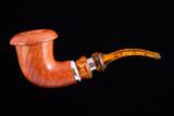 Курительная трубка Ser Jacopo Mignon Pulchra Ambra, S903
