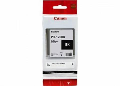 Картридж Canon PFI-120BK black - черный, 130 мл (2885C001)