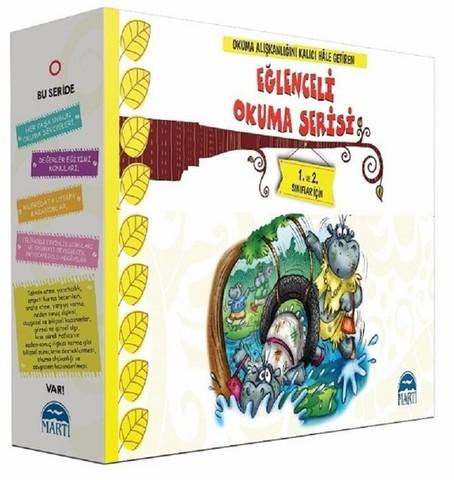 Eğlenceli Okuma Serisi Set 1-1 ve 2.Sınıflar için