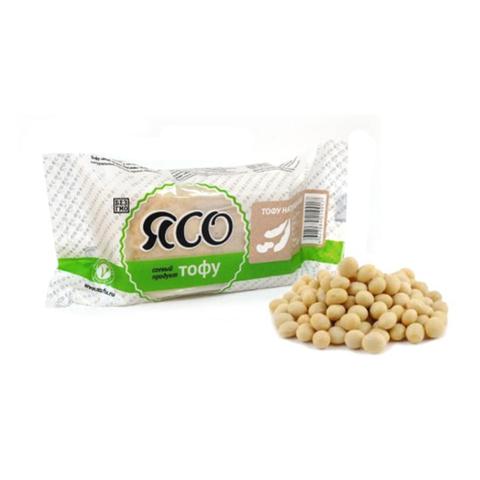 Тофу Ясо Натуральный, 175гр (Органик Соя Продукт)