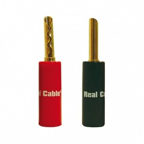 Real Cable BFA6020-2C/4PCS, разъёмы акустические