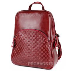 Рюкзак женский JMD Arno 724 Красный
