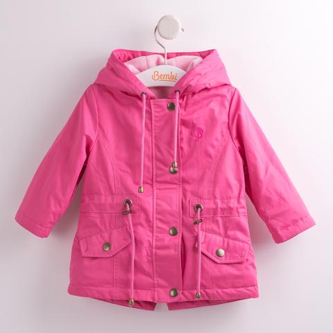 КТ143 Куртка-парка для девочки