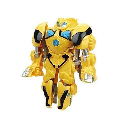Робот - трансформер Playskool Бамблби - динозавр (Bumblebee) - Боты спасатели (Rescue Bots), Hasbro