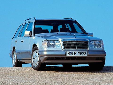 Чехлы на Mercedes-Benz E-klasse W124 универсал 1985–1995 г.в.