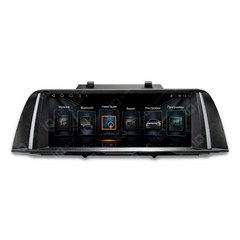 Штатная магнитола для BMW 5er (F10 / F11) 10-13 IQ NAVI T58-1104C