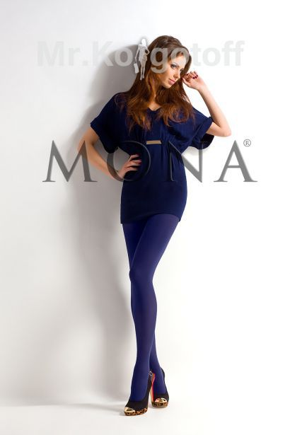 Колготки Mona Velur 100 3D (колготки)