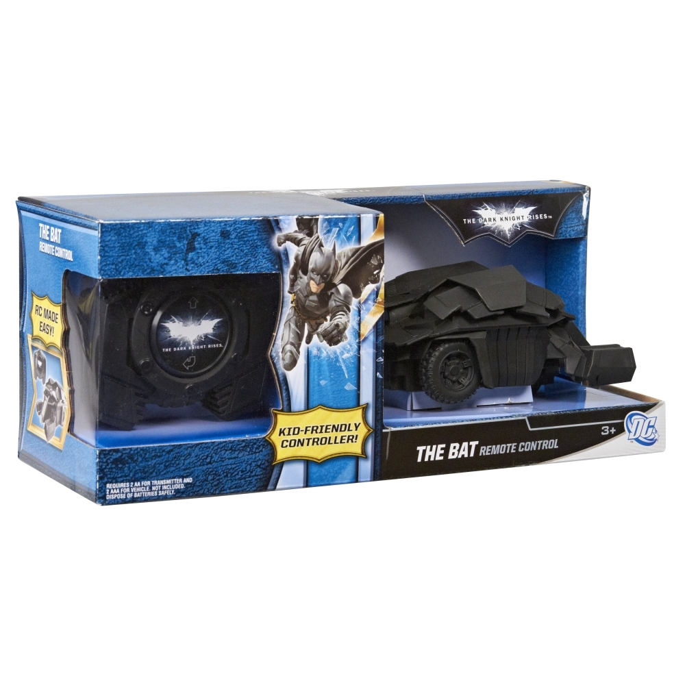 Dark Knight Rises The Bat R/C Vehicle