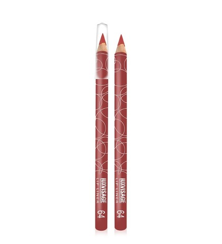 LuxVisage Карандаш для губ тон 64 красно коричневый