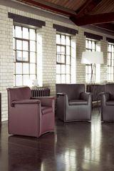 Кресло для зала ожидания  Dessange