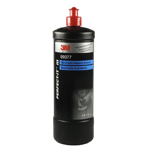 3М Полировальная паста (красный колпачок) 1л