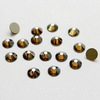 2058 Стразы Сваровски холодной фиксации Crystal Bronze Shade ss 20 (4,6-4,8 мм), 10 штук