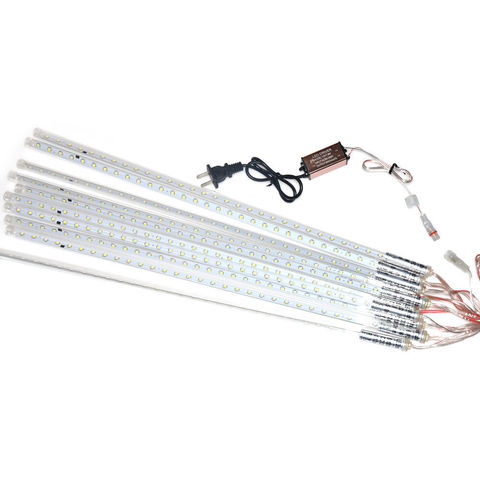 сосульки гирлянды LED 30 см