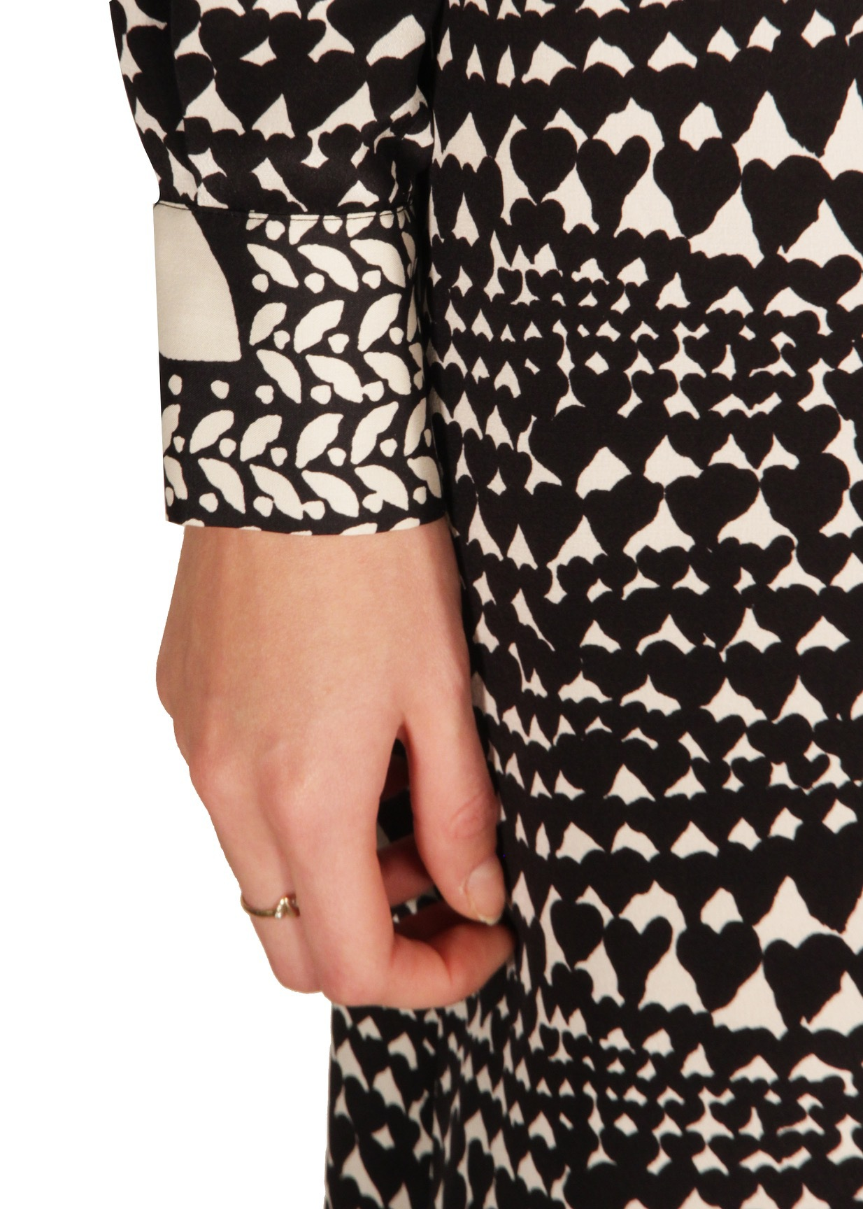 Платье шелковое STELLA MCCARTNEY