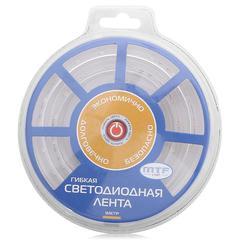 Светодиодная лента гибкая MTF Light 1M2C605WW 1м (белый)