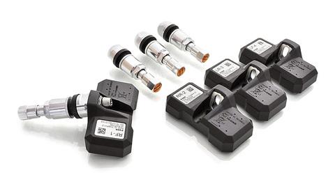 Датчики давления в шинах (TPMS) CRX-1001 с 4-я датчиками