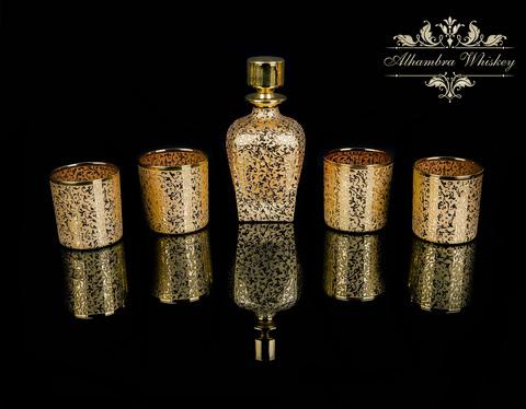 Набор для Виски на 6 персон Alhambra