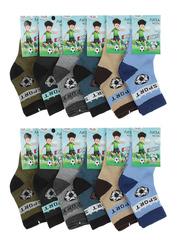 C755 носки детские (12шт), цветные