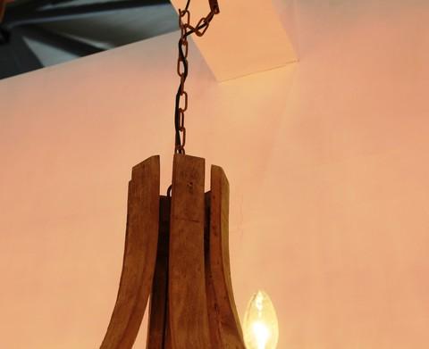 vintage chandelier  01-58 ( by Funky Vintage )