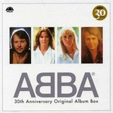 ABBA / 30th Anniversary Original Album Box (9 Mini LP CD + Box)