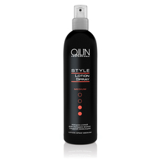 OLLIN style лосьон-спрей для укладки волос средней фиксации 250мл/ lotion-SPray medium