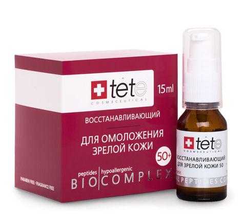 Tete Биокомплекс восстанавливающий - Для зрелой кожи 50+