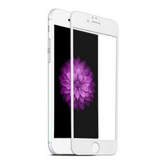 Защитное 3D-стекло для iPhone 6/6S White - Белое