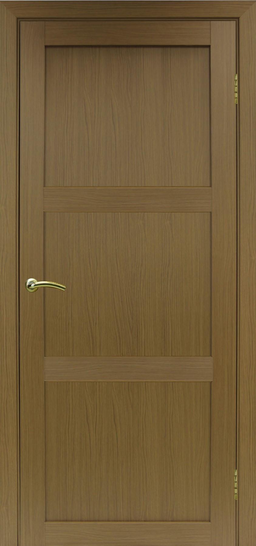 Турин 530 Орех классик NL ЭКО-шпон Остекление №111 Щит МДФ, Двери OPTIMA PORTE