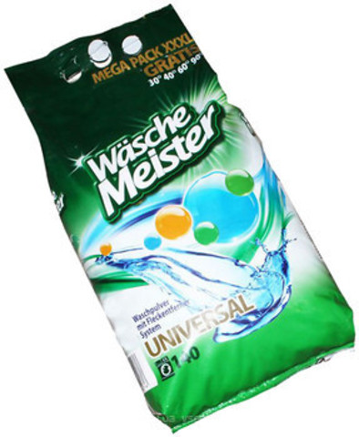 Стиральный порошок Wasche Meister Universal 10 кг