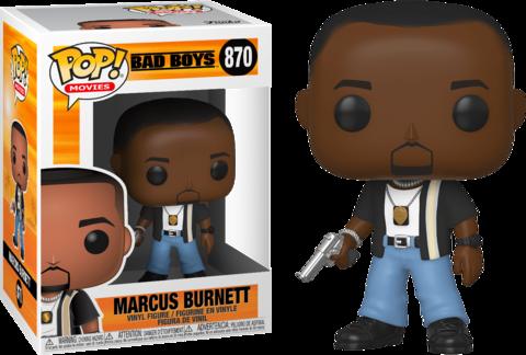 Фигурка Funko Pop! Movies: Bad Boys - Marcus Burnett
