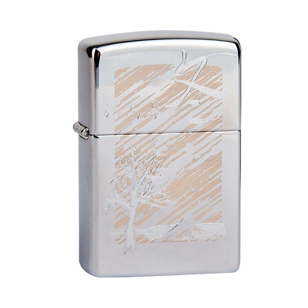 Зажигалка Zippo №250 Oriental design-1