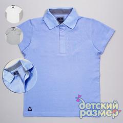 Рубашка-поло (на молнии)