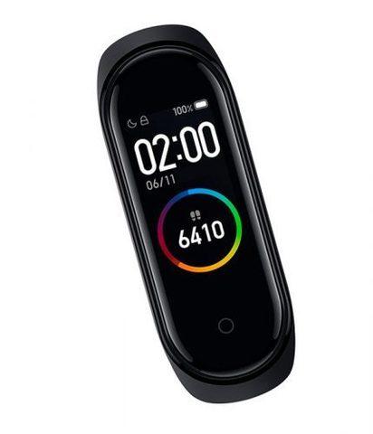 Браслет Xiaomi Mi Band 4 (XMSH07HM), черный